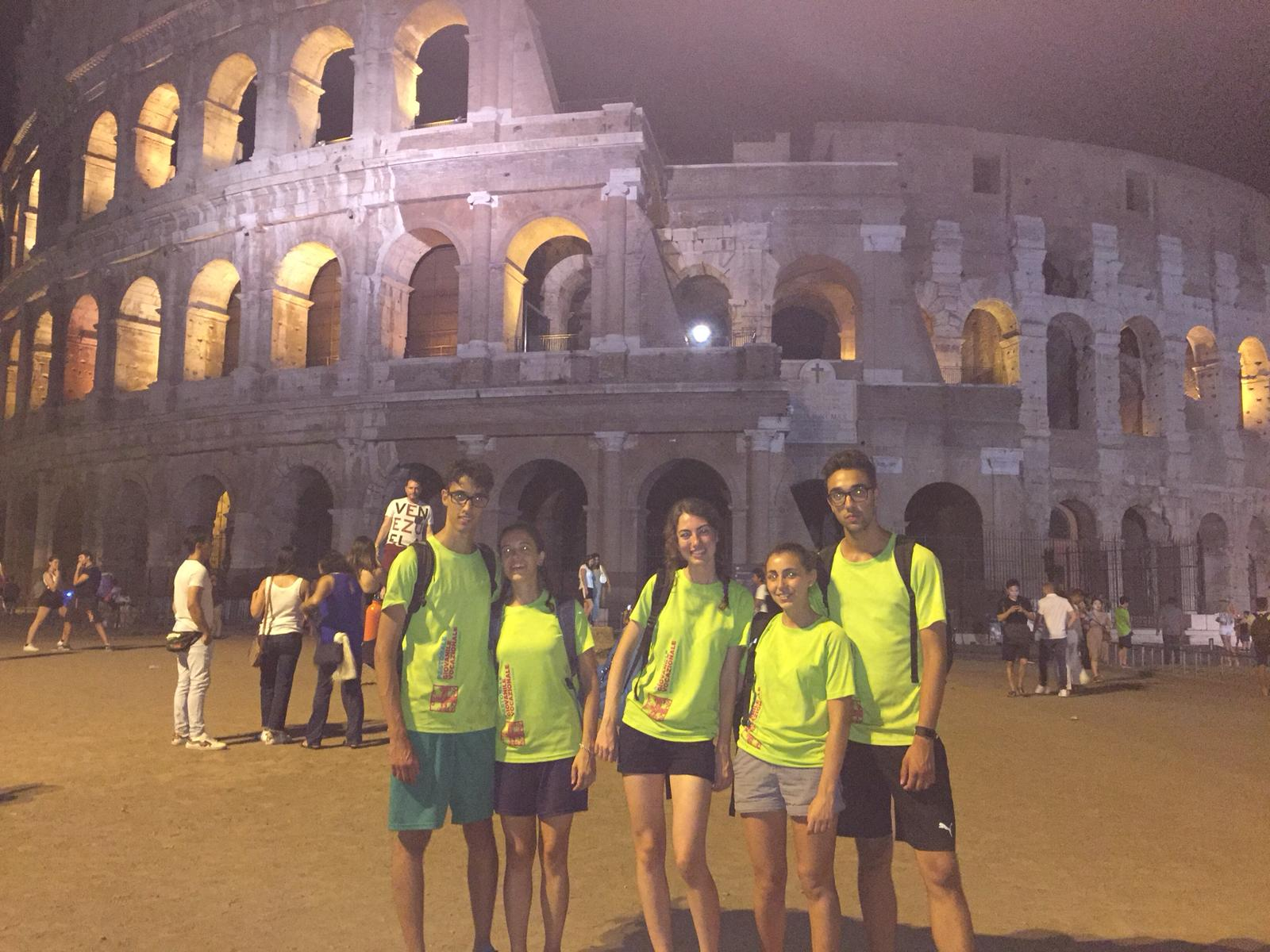 Pellegrinaggio Roma 2018 incontro (22)