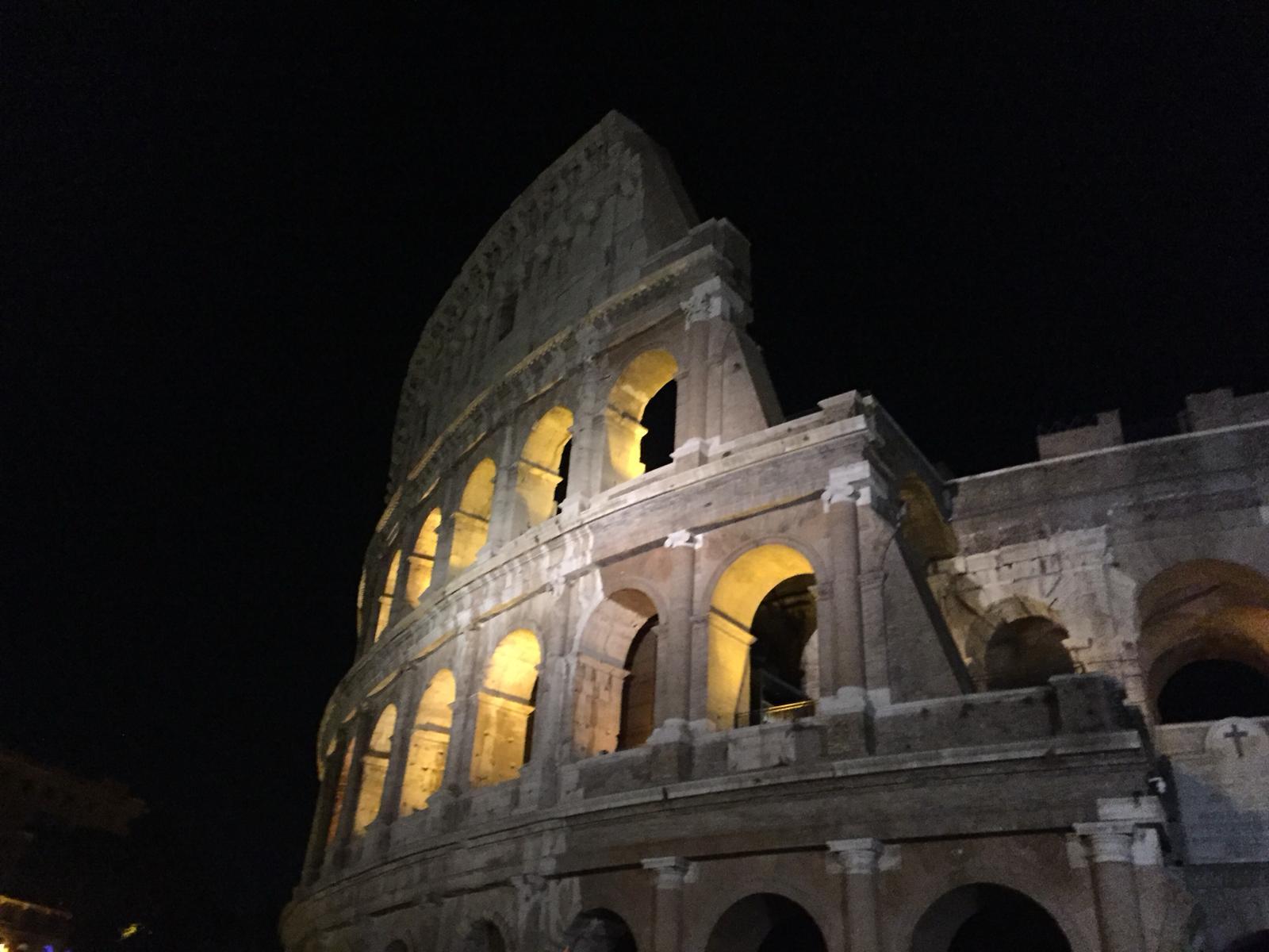 Pellegrinaggio Roma 2018 incontro (23)