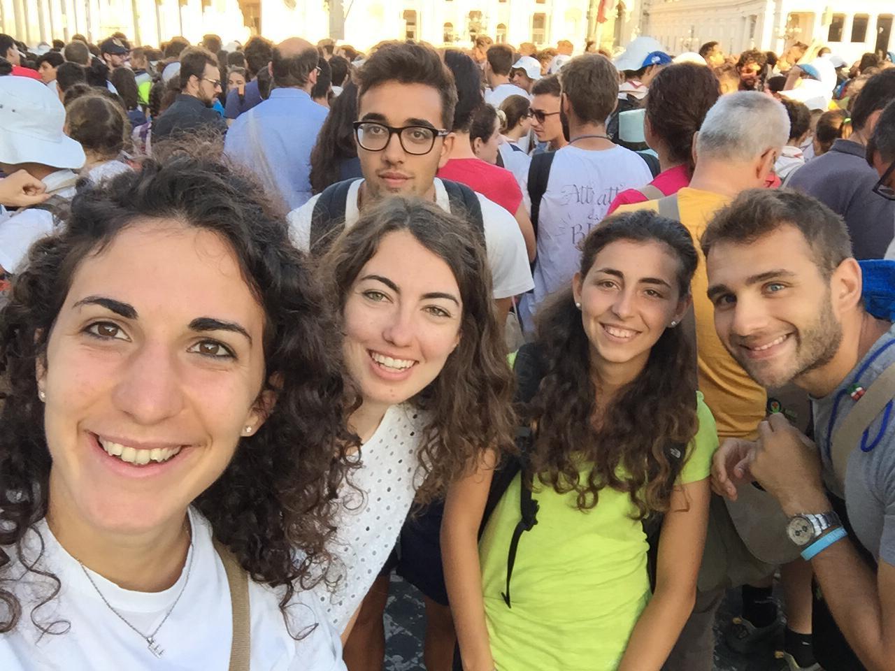 Pellegrinaggio Roma 2018 incontro (24)