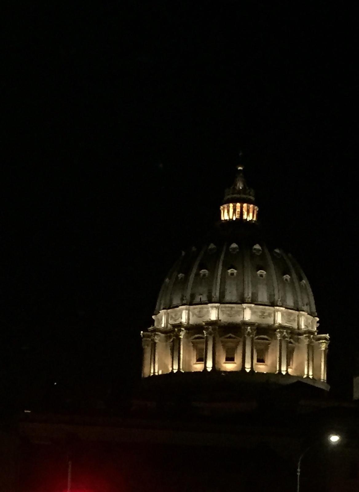 Pellegrinaggio Roma 2018 incontro (7)