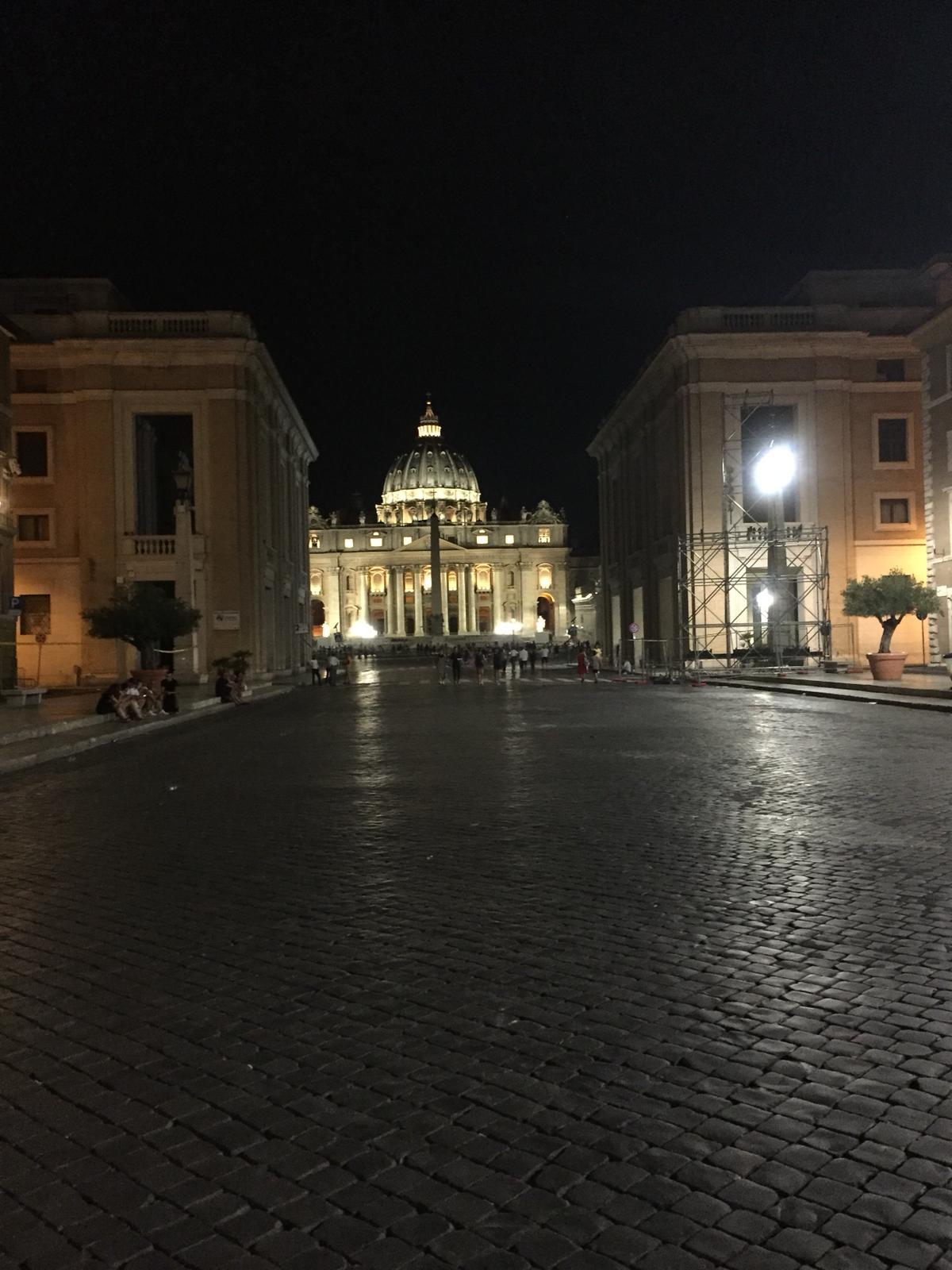 Pellegrinaggio Roma 2018 incontro (8)