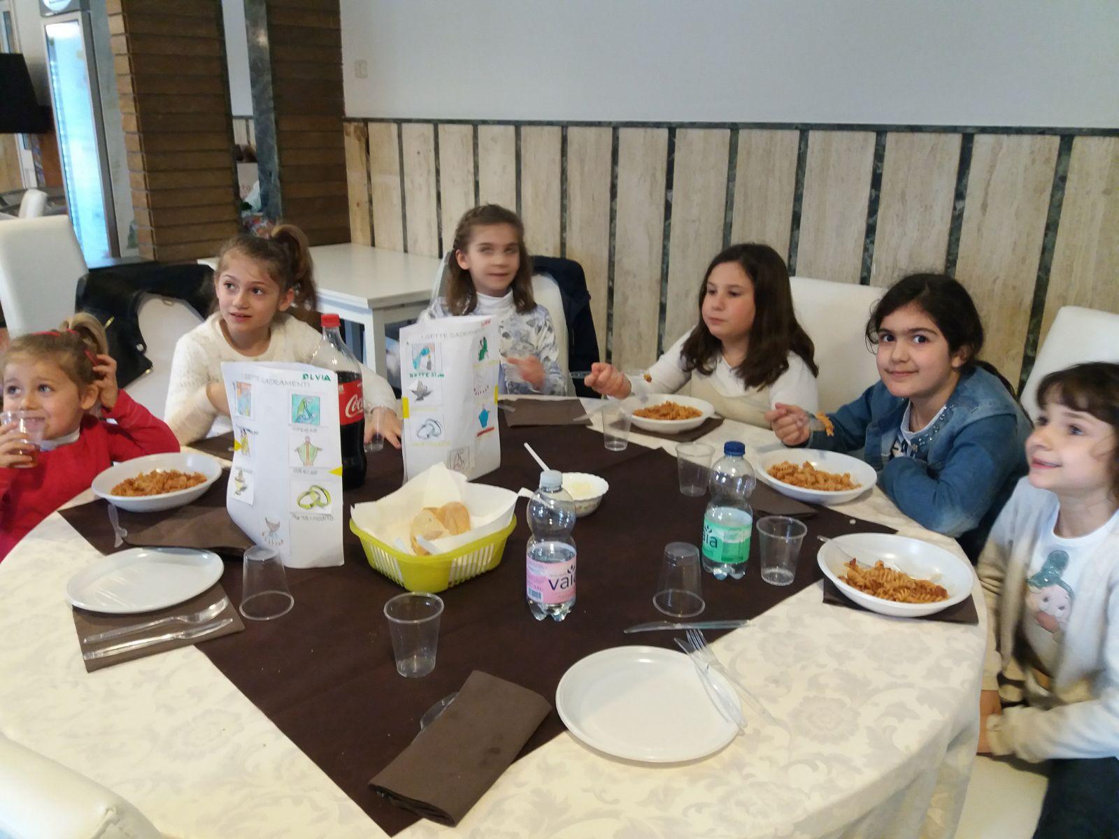 Pranzo Seconda Elementare (4)