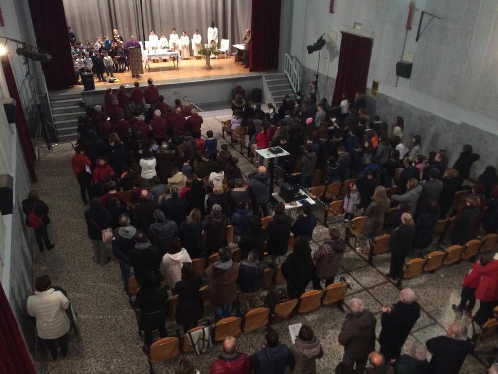 Messa prima domenica di Avvento (13)