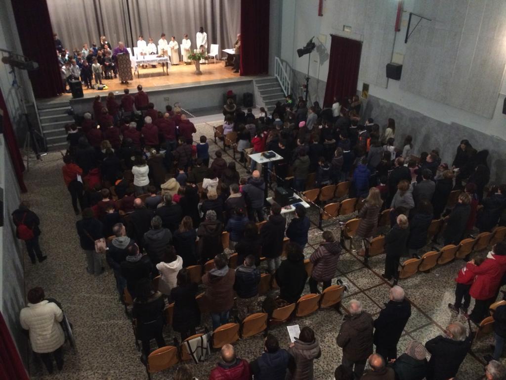 Messa prima domenica di Avvento (18)