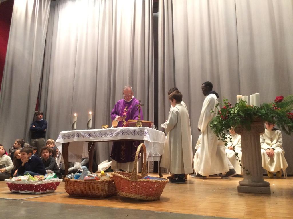 Messa prima domenica di Avvento (5)
