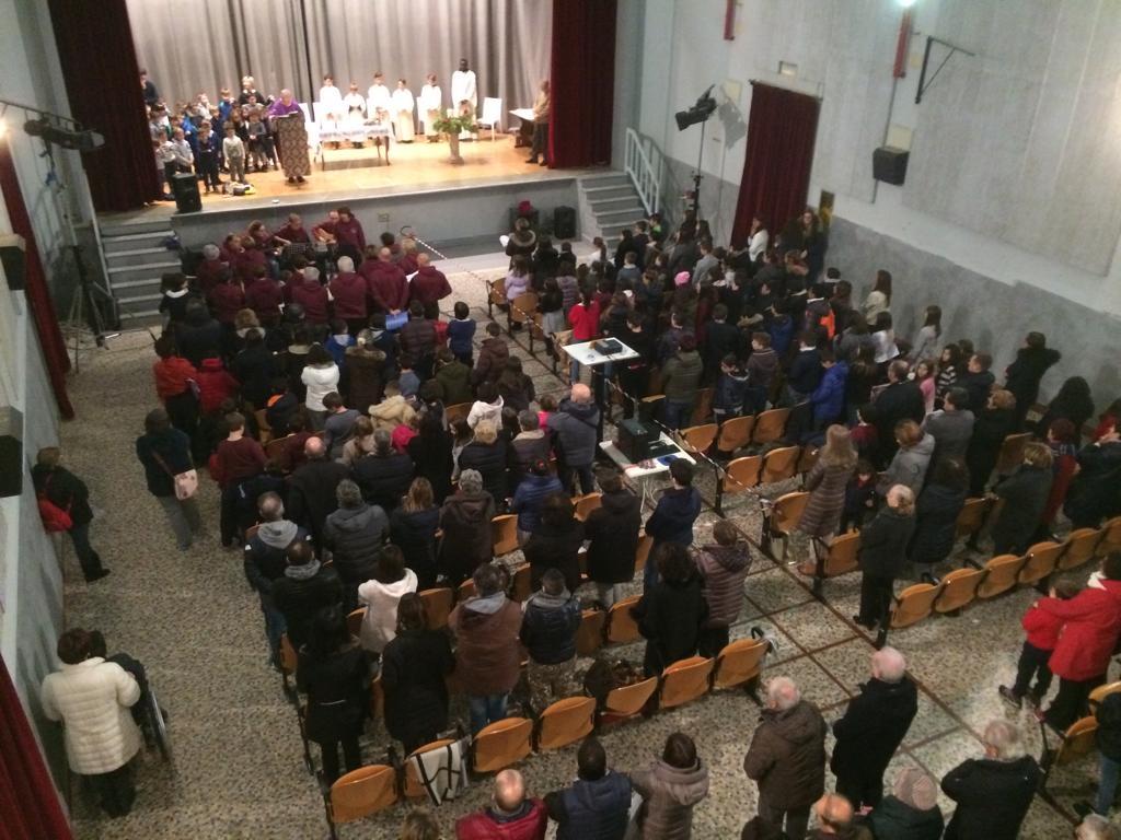Messa prima domenica di Avvento (50)