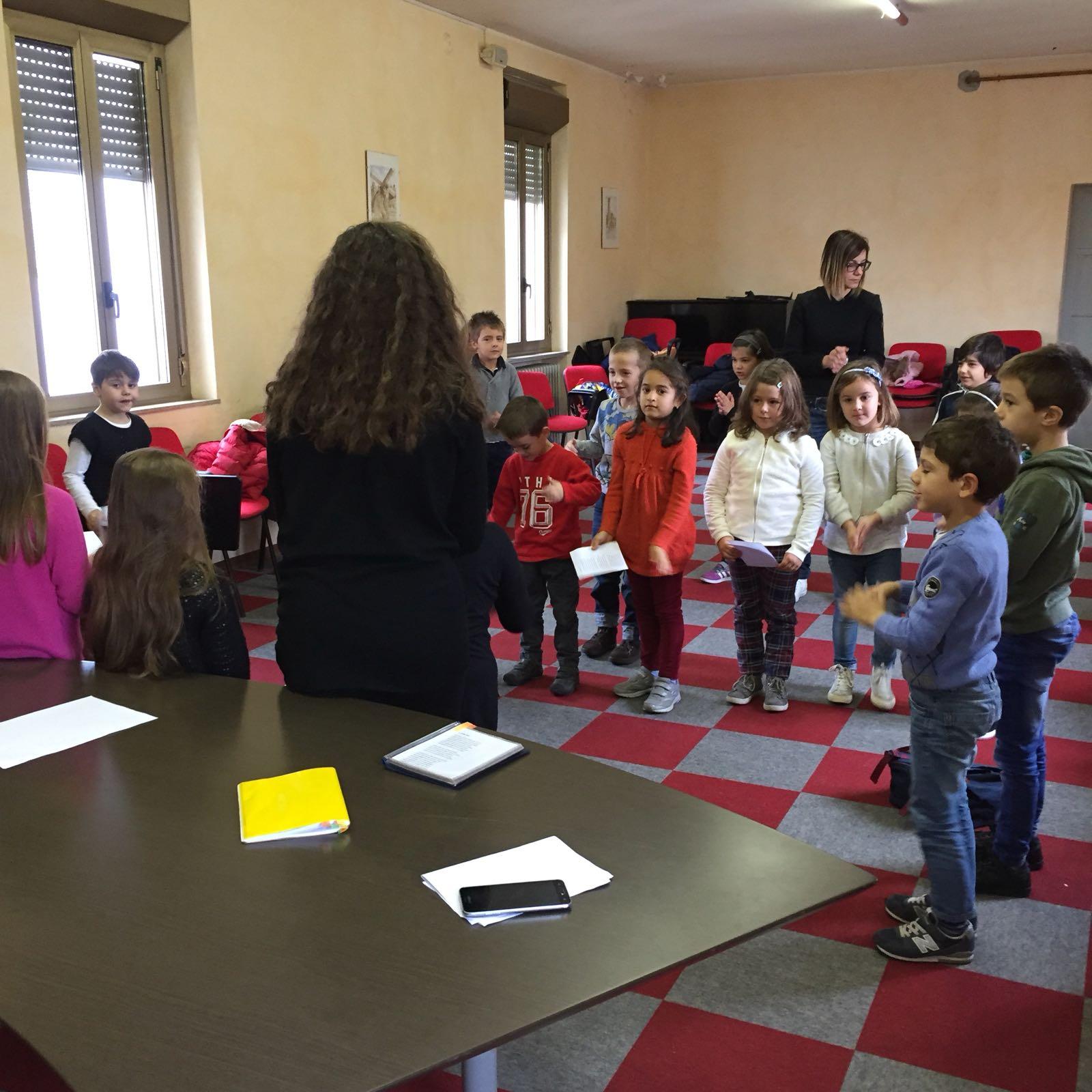 Progetto Cantiamo assieme (2)