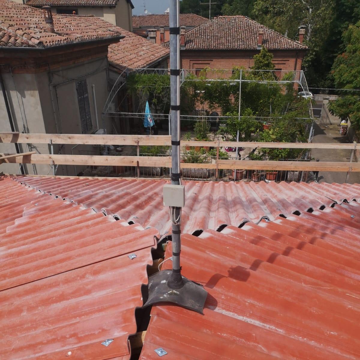Lavori tetto Palazzina foto aggiunte (1)