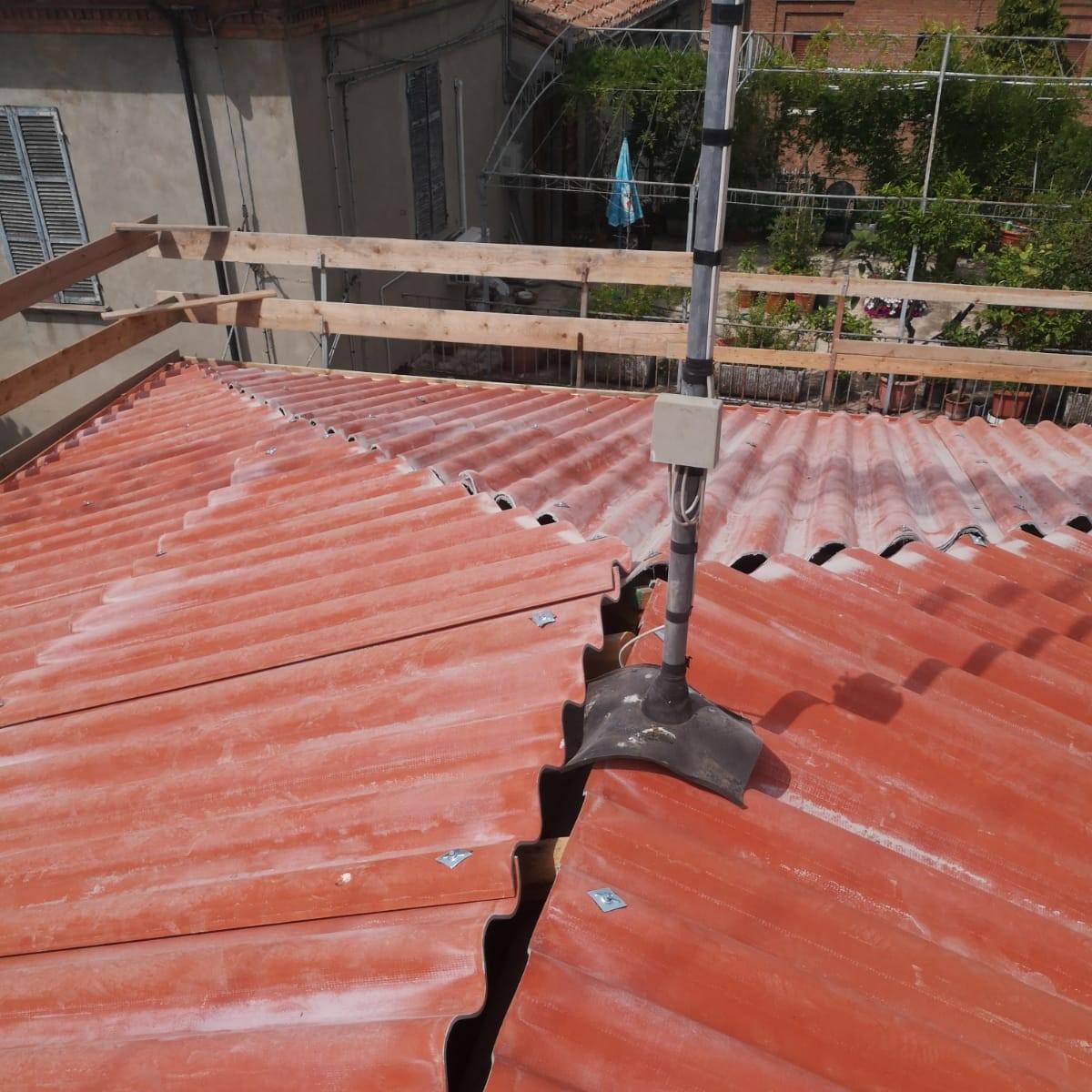 Lavori tetto Palazzina foto aggiunte (2)