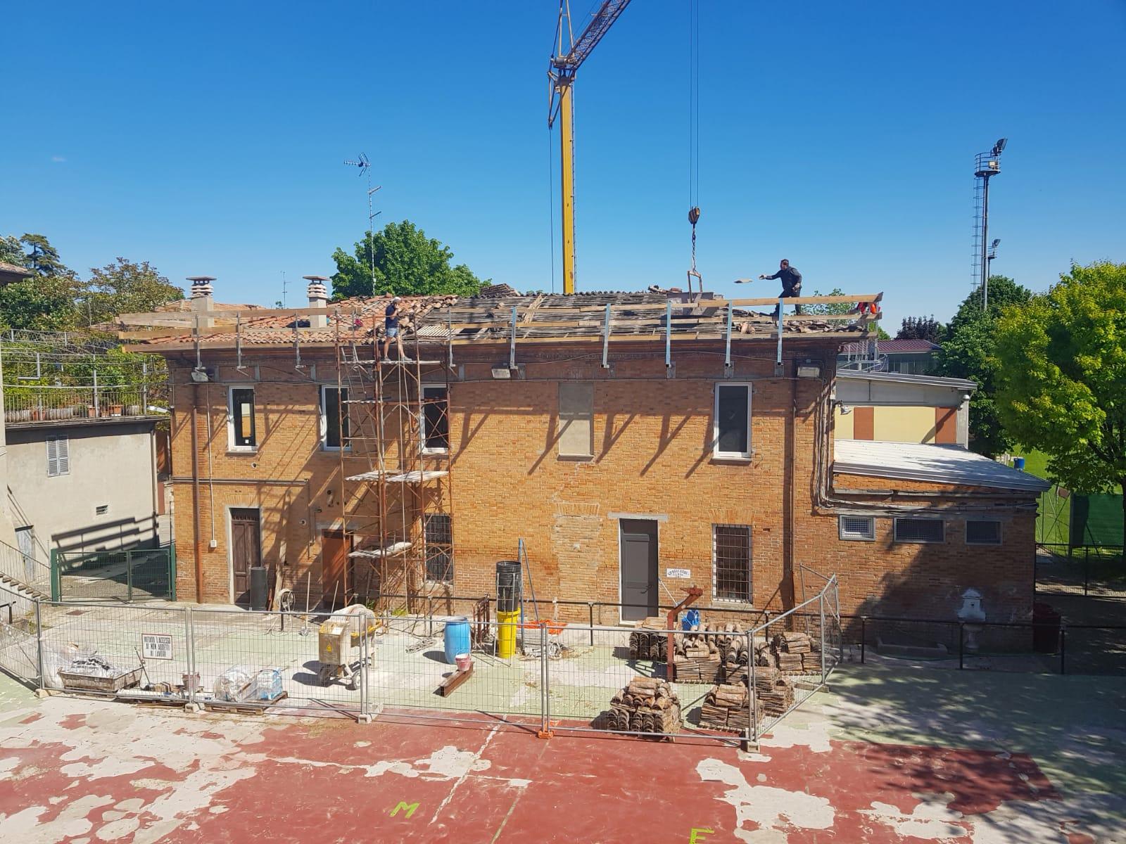 Rifacimento tetto palazzina (10)