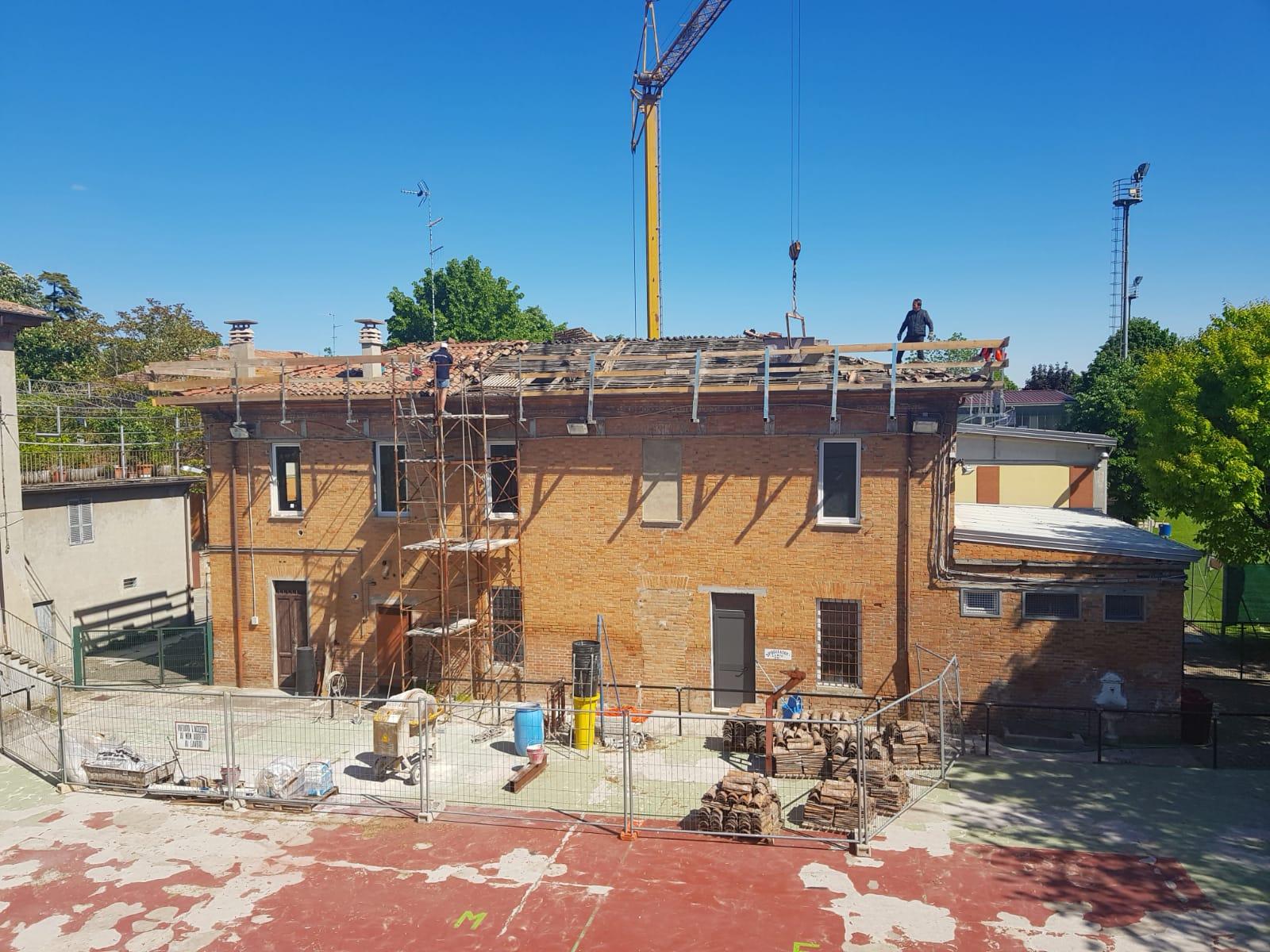 Rifacimento tetto palazzina (17)