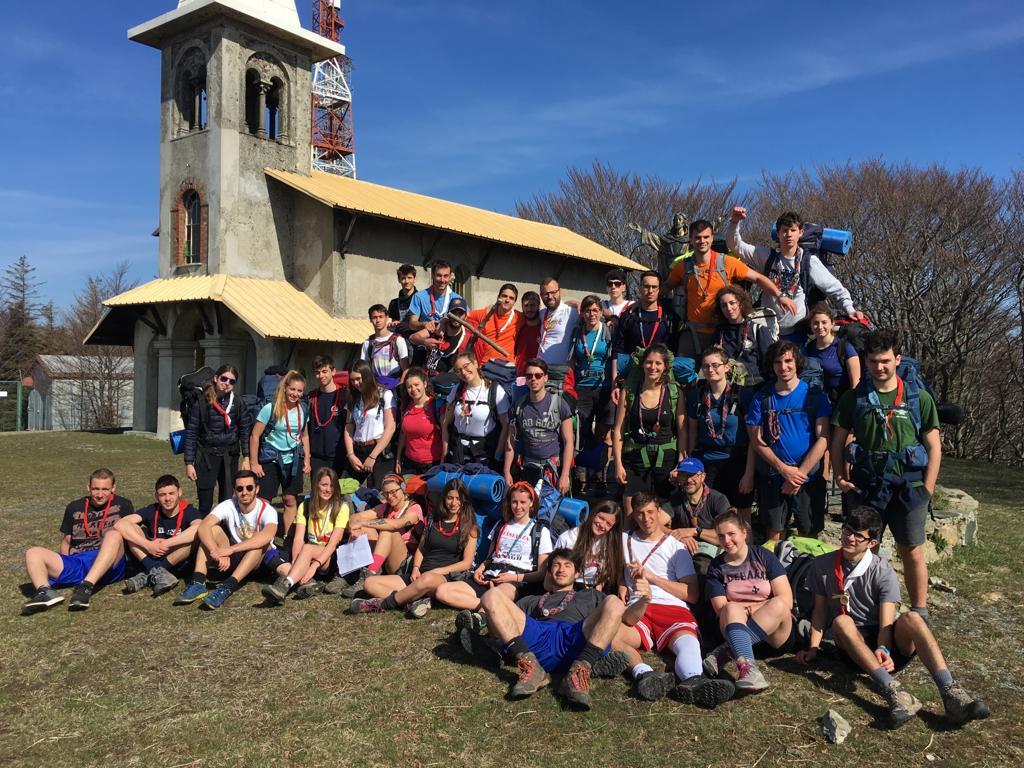 Route pasquale 2019 Clan Kaos (15)