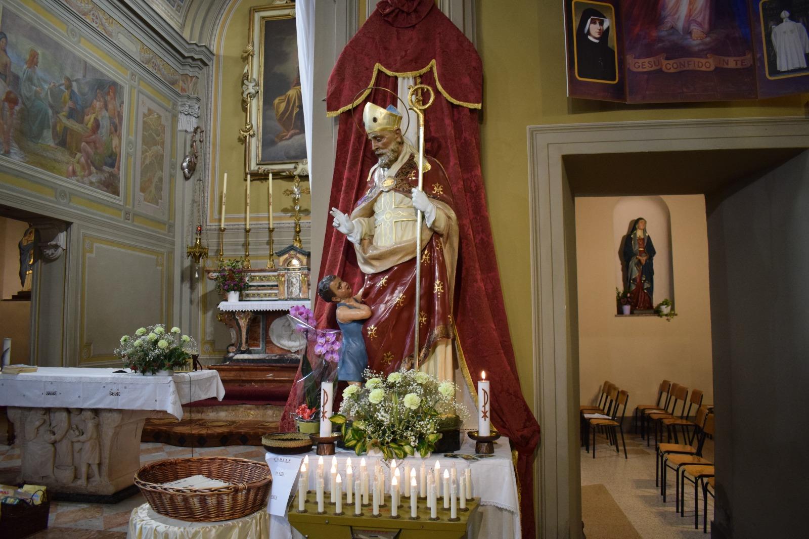 San Biagio 2020 Messa (1)