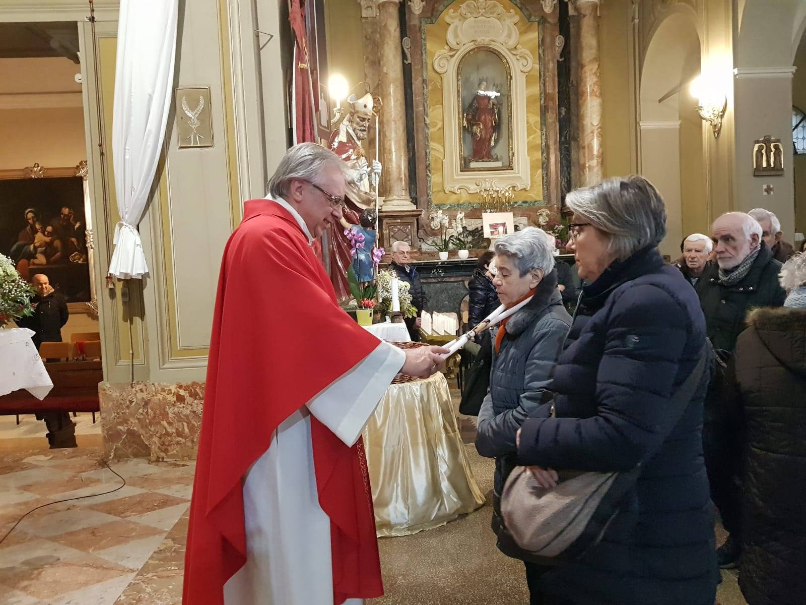 San Biagio 2020 Messa (23)