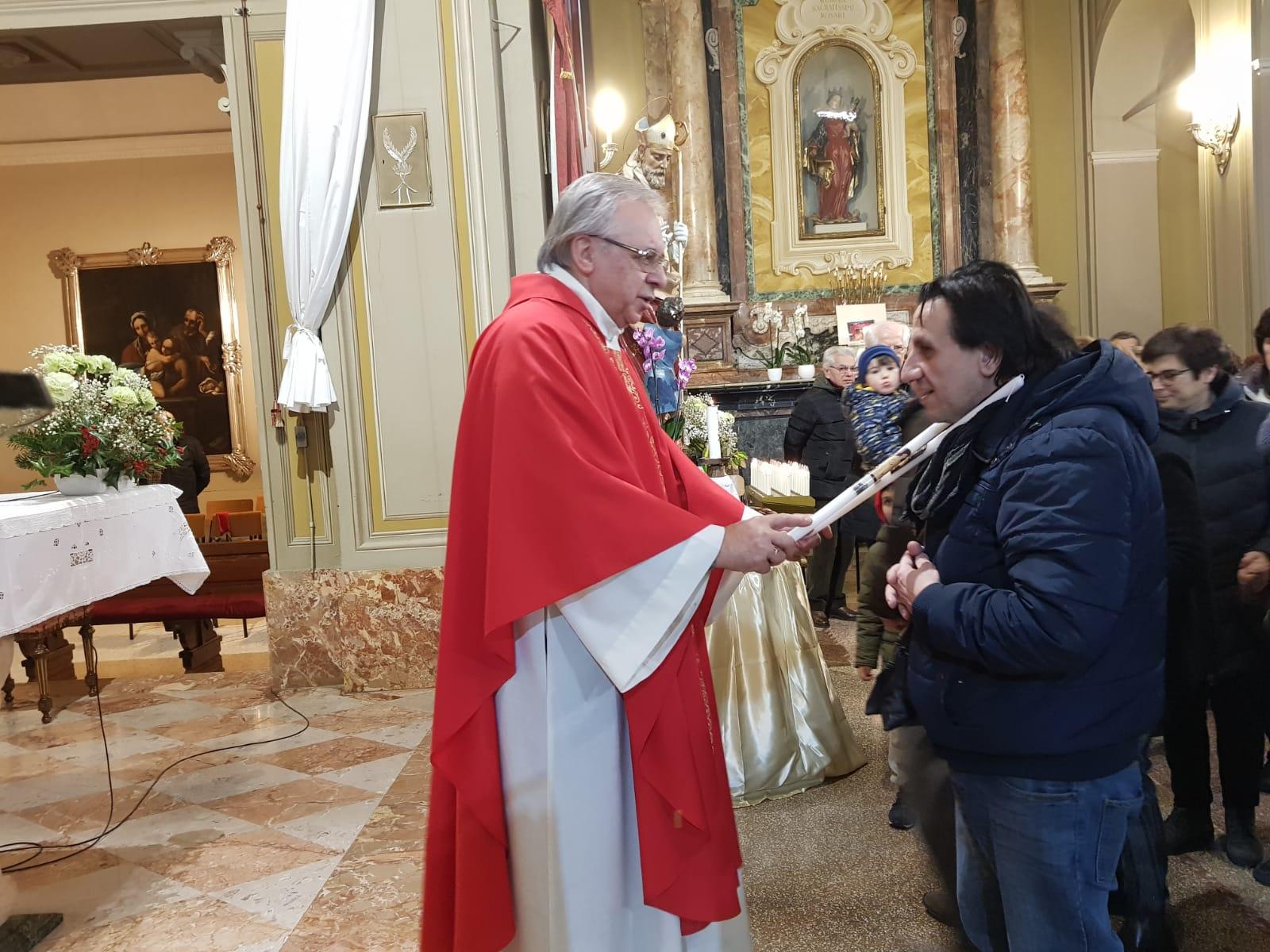 San Biagio 2020 Messa (26)