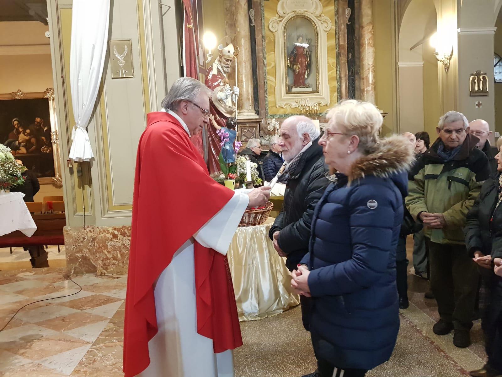 San Biagio 2020 Messa (28)
