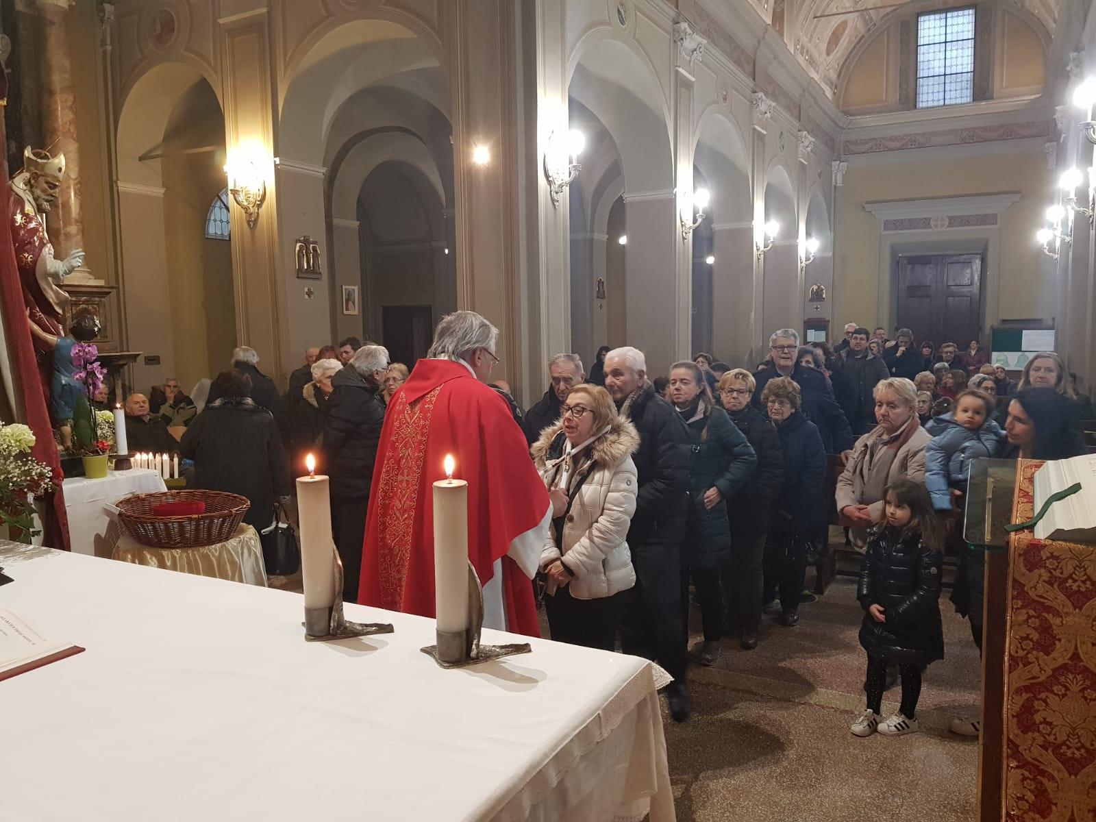 San Biagio 2020 Messa (30)