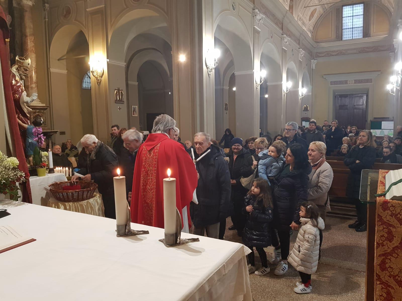 San Biagio 2020 Messa (31)