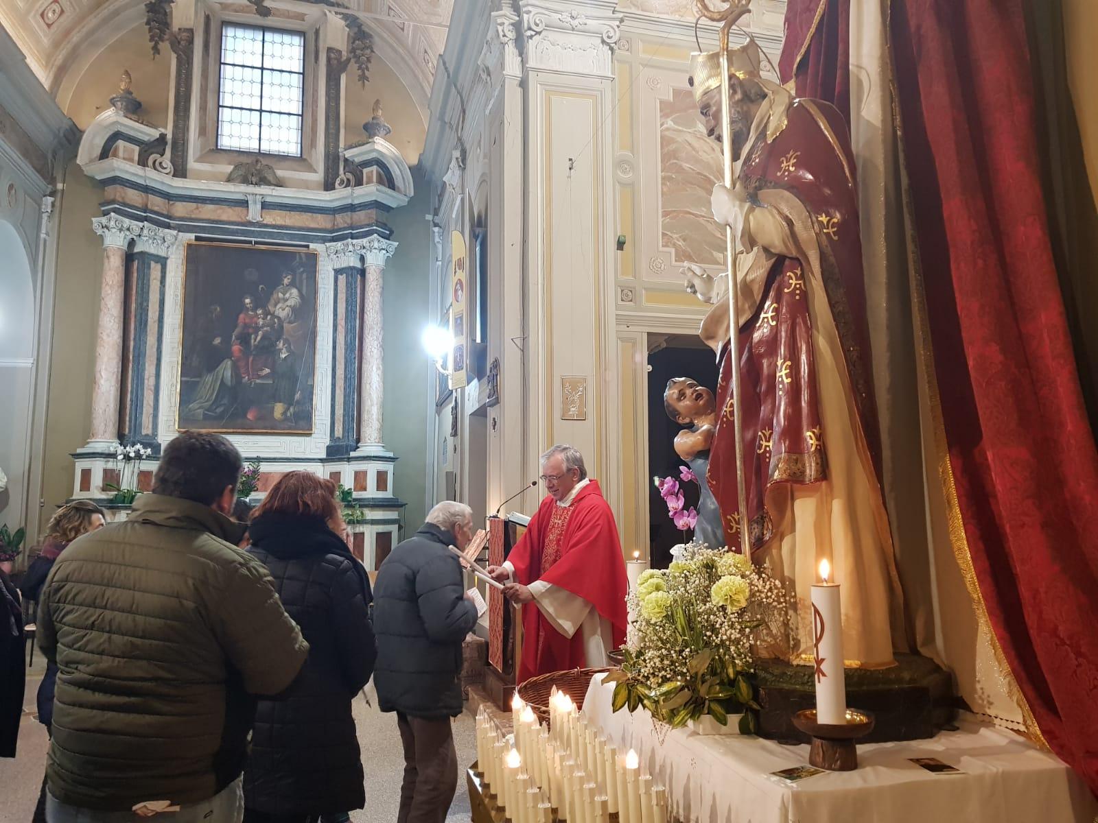 San Biagio 2020 Messa (34)