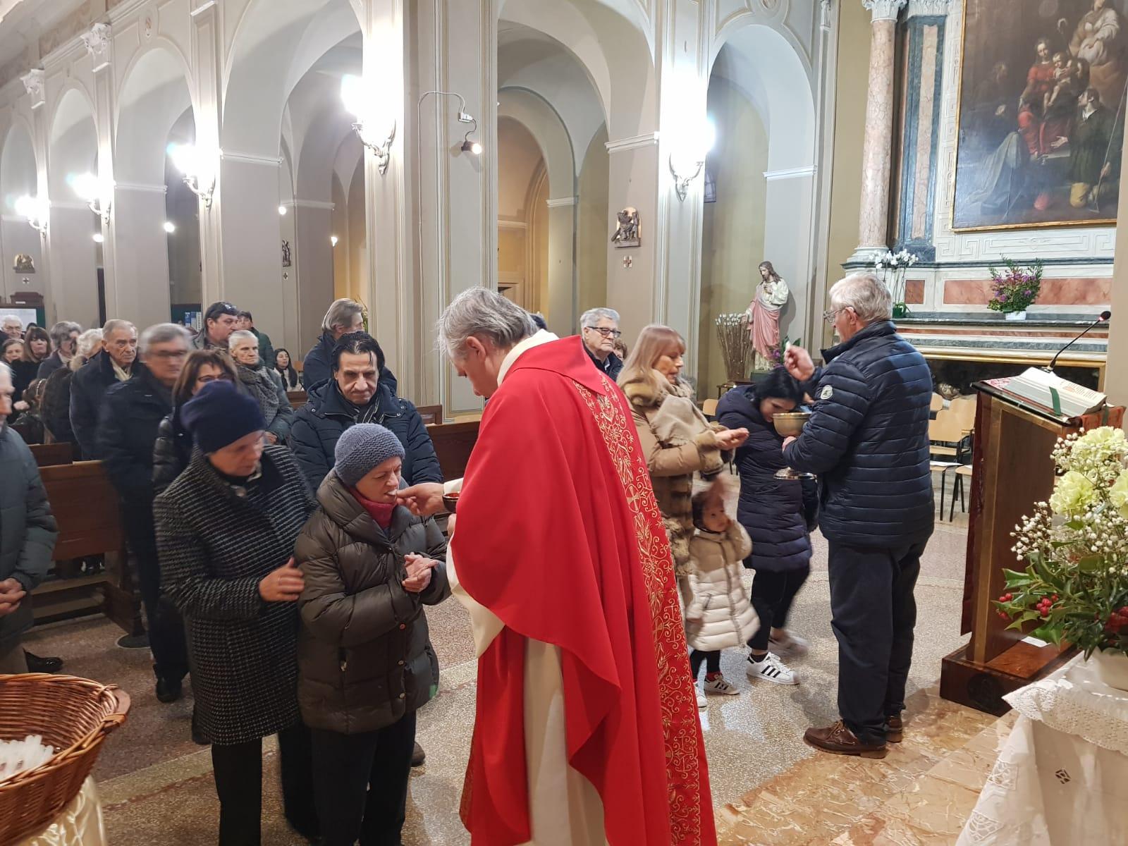 San Biagio 2020 Messa (44)
