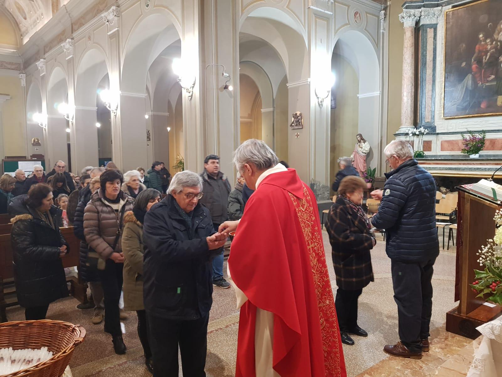 San Biagio 2020 Messa (45)