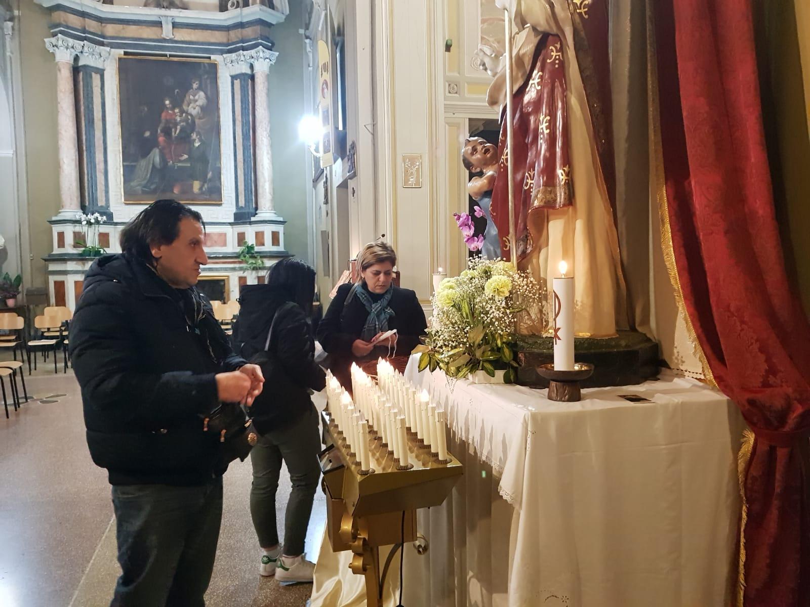 San Biagio 2020 Messa (47)