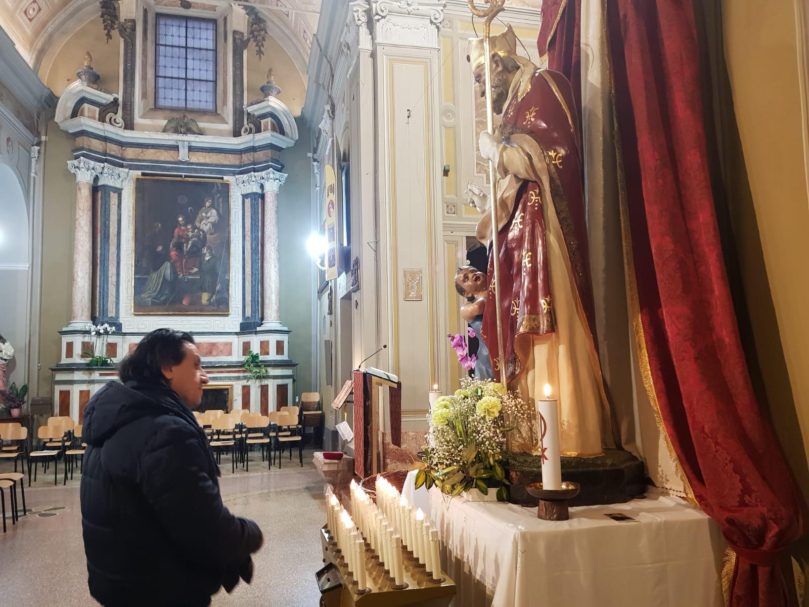 San Biagio 2020 Messa (48)