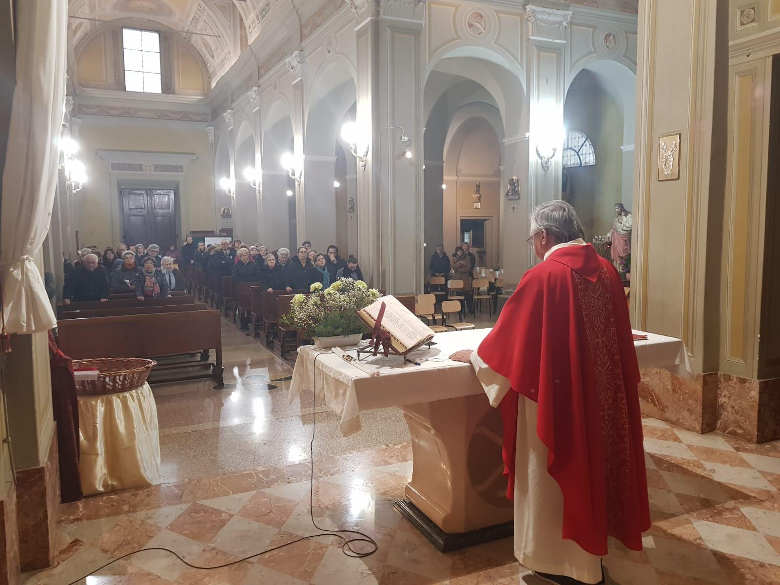 San Biagio 2020 Messa (8)