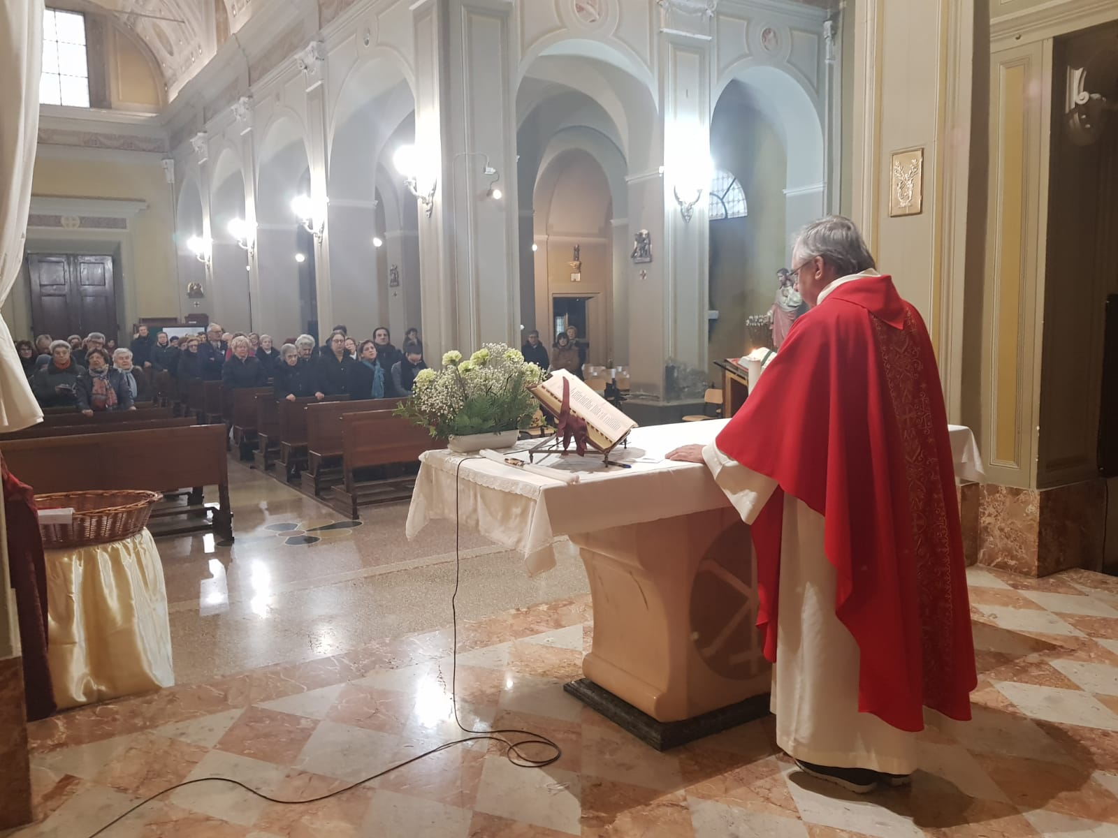 San Biagio 2020 Messa (9)