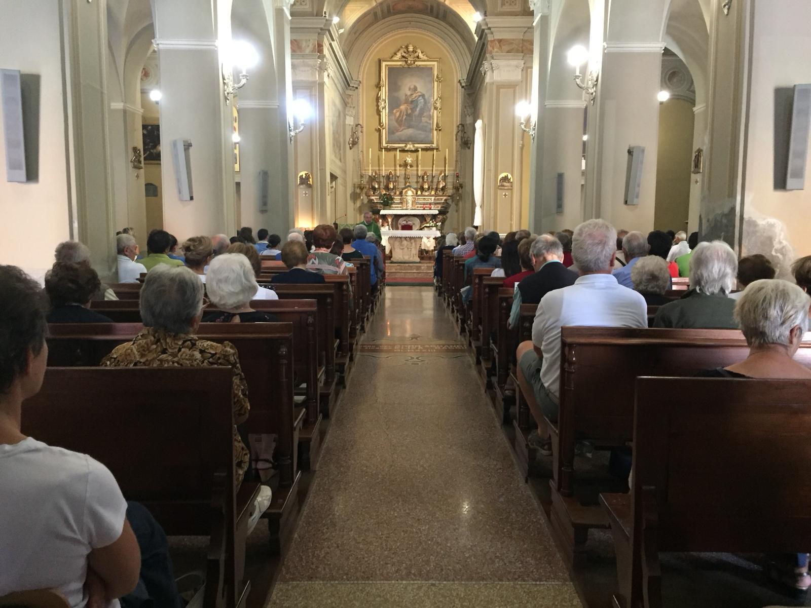 Messa domenica 23 settembre (2)
