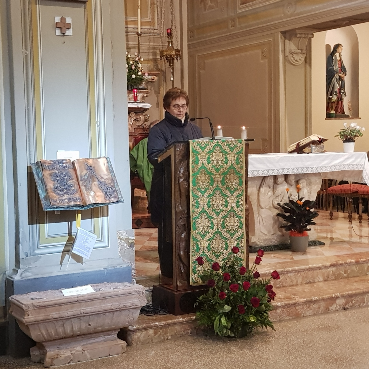 sacramento dellunzione e cura pastorale degli infermi