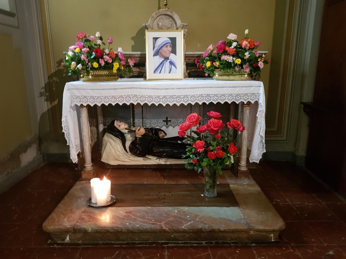 Santa Rita Giorno Calendario.Martedi 22 Maggio La Benedizione Delle Rose E Dei Mezzi Di