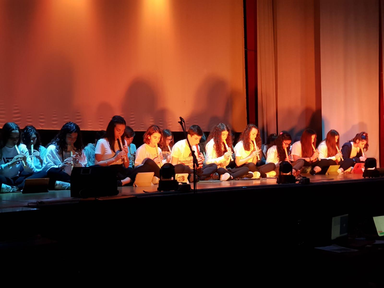 Spettacolo Teatrale Noi per l'OMI (11)