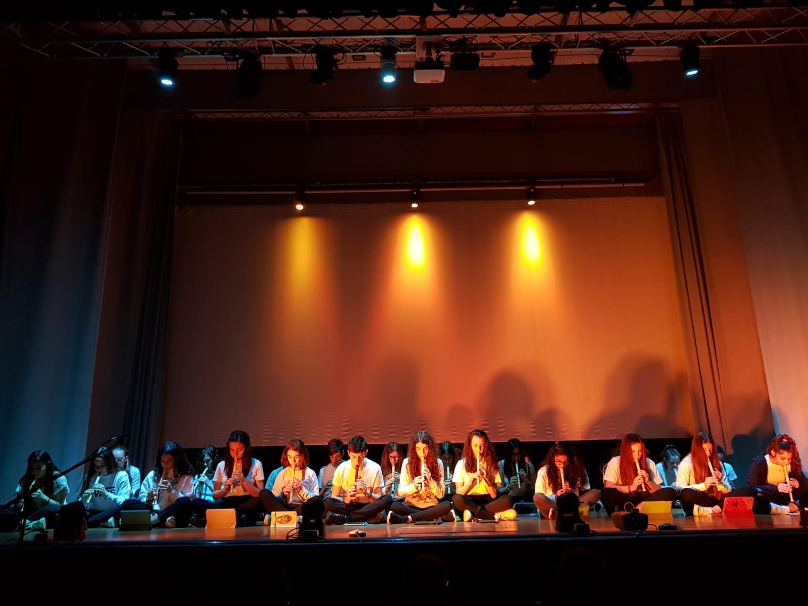 Spettacolo Teatrale Noi per l'OMI (12)