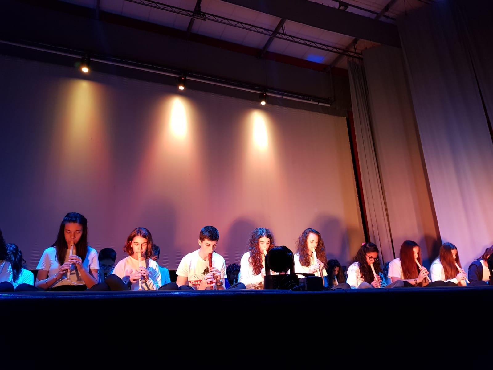 Spettacolo Teatrale Noi per l'OMI (13)