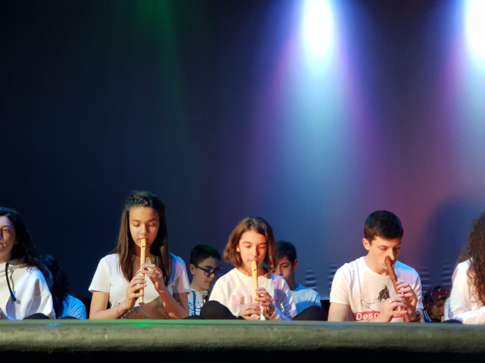 Spettacolo Teatrale Noi per l'OMI (14)