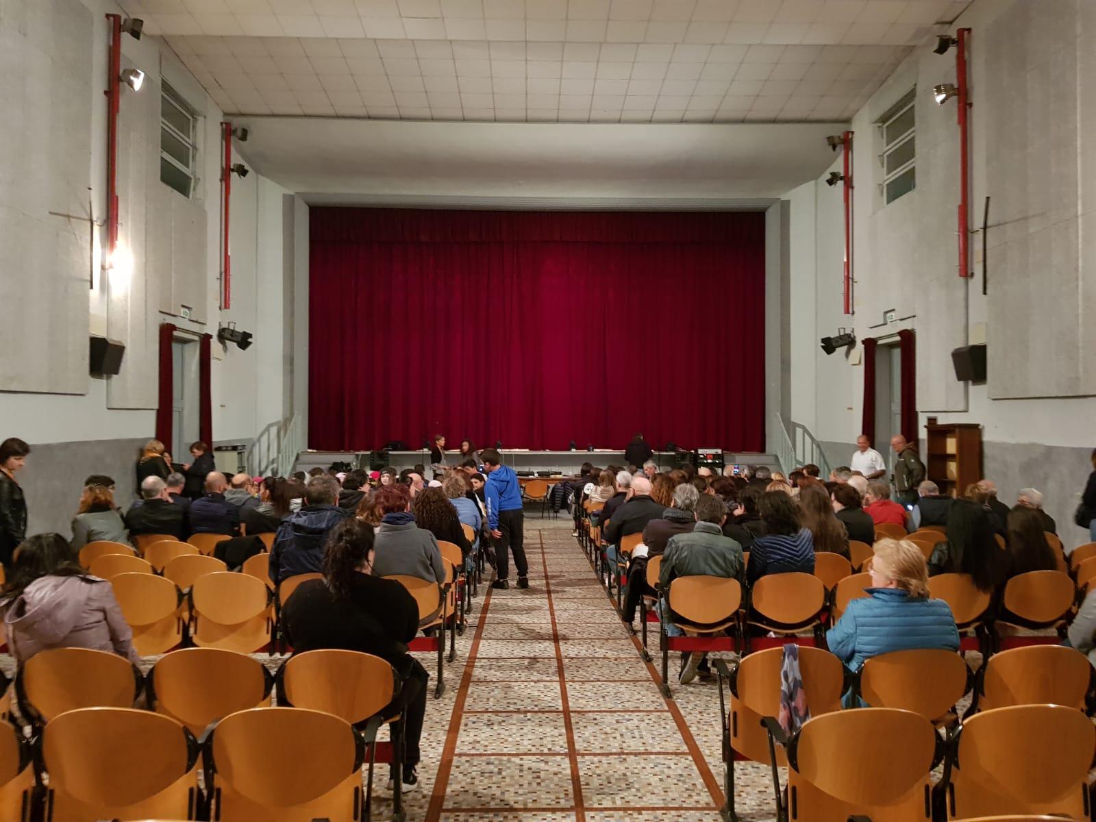 Spettacolo Teatrale Noi per l'OMI (2)