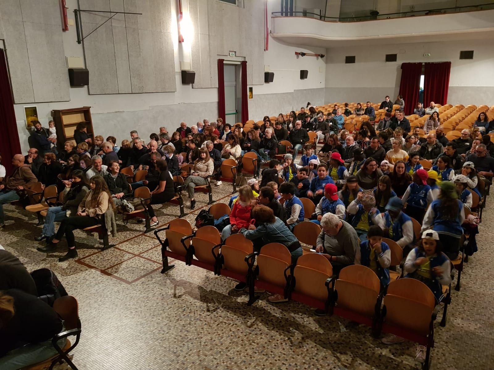 Spettacolo Teatrale Noi per l'OMI (3)