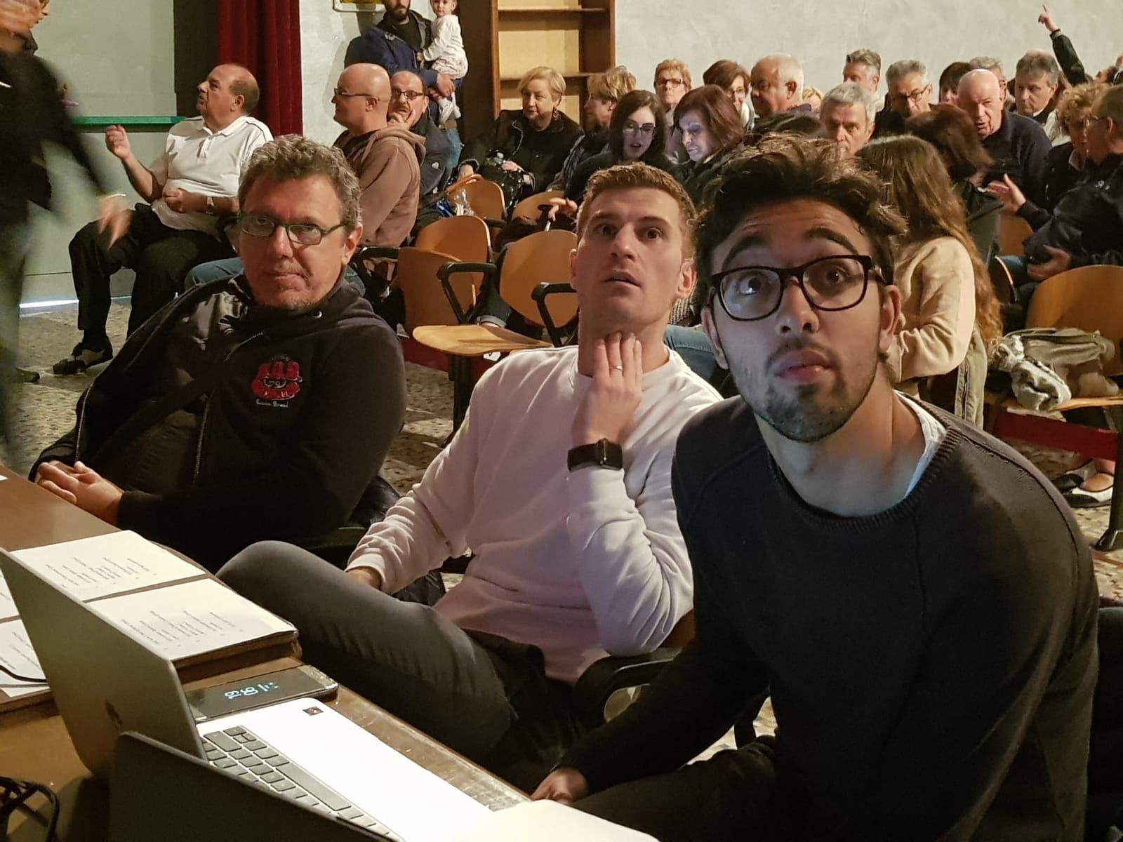 Spettacolo Teatrale Noi per l'OMI (4)