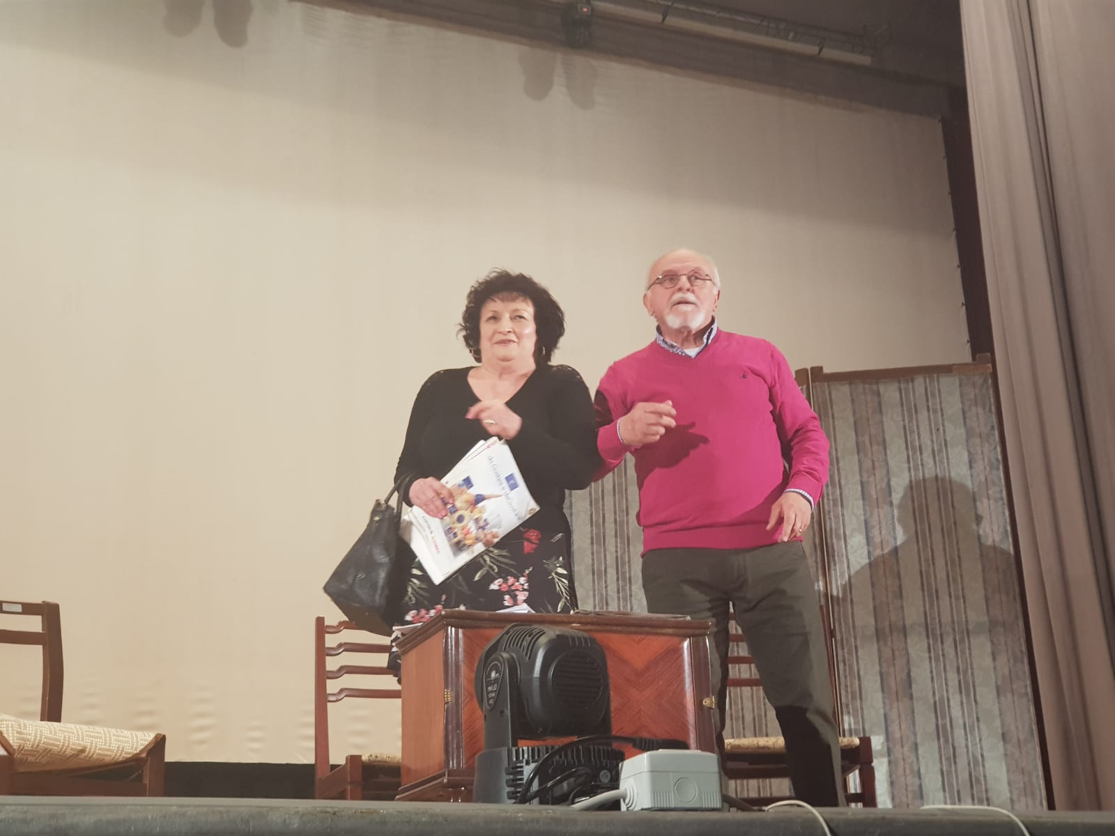 Spettacolo Teatrale Noi per l'OMI (51)