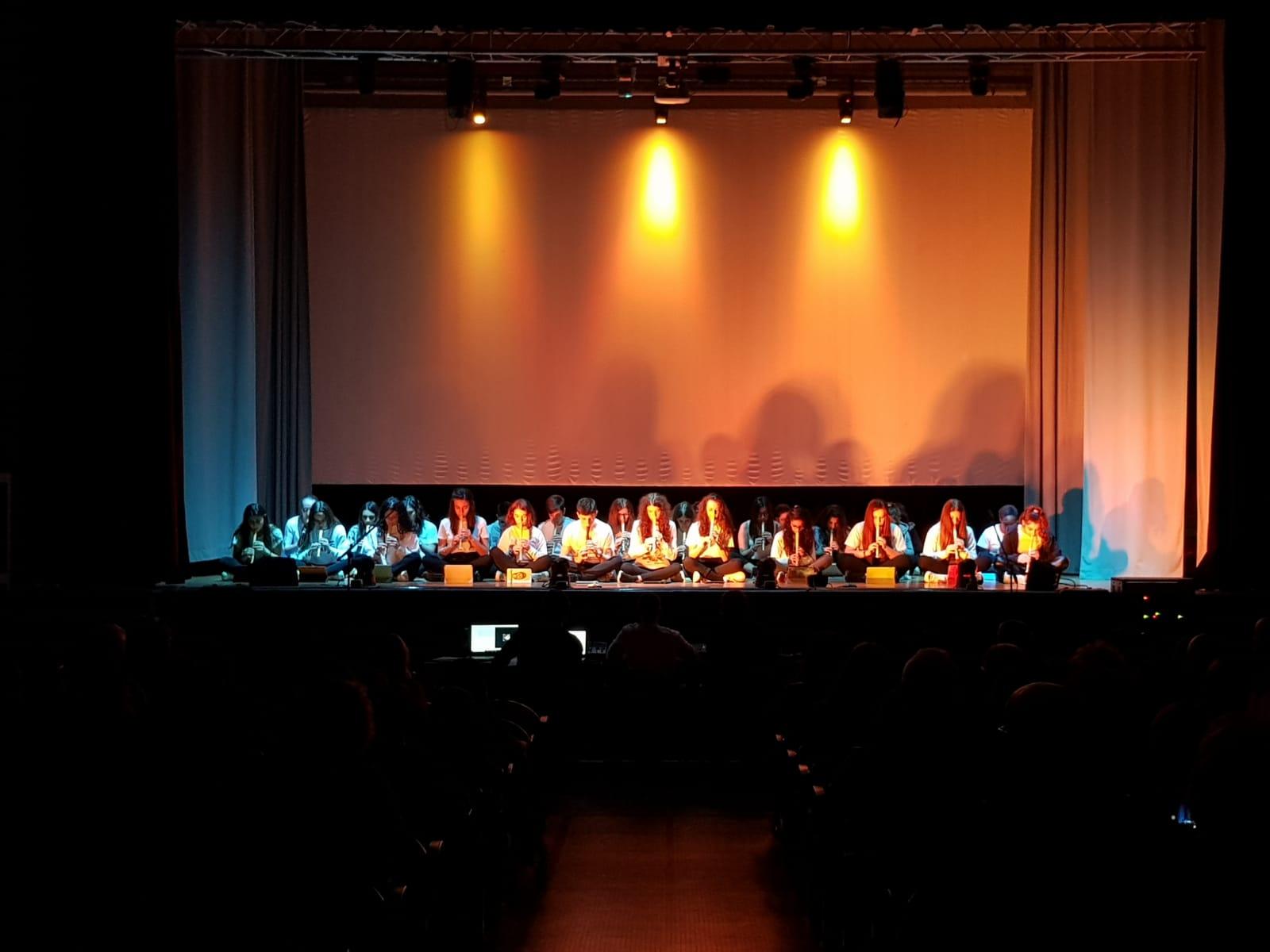 Spettacolo Teatrale Noi per l'OMI (8)
