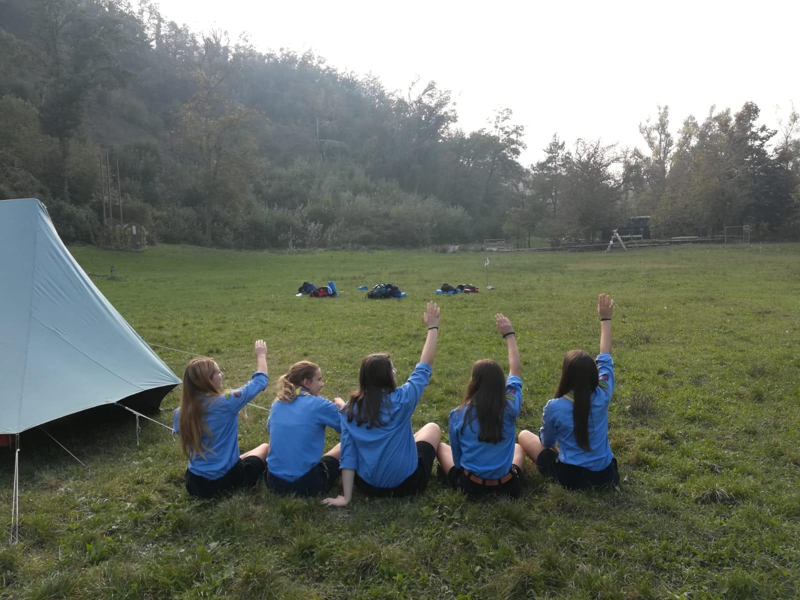 Uscita di apertura scout 2018 (1)