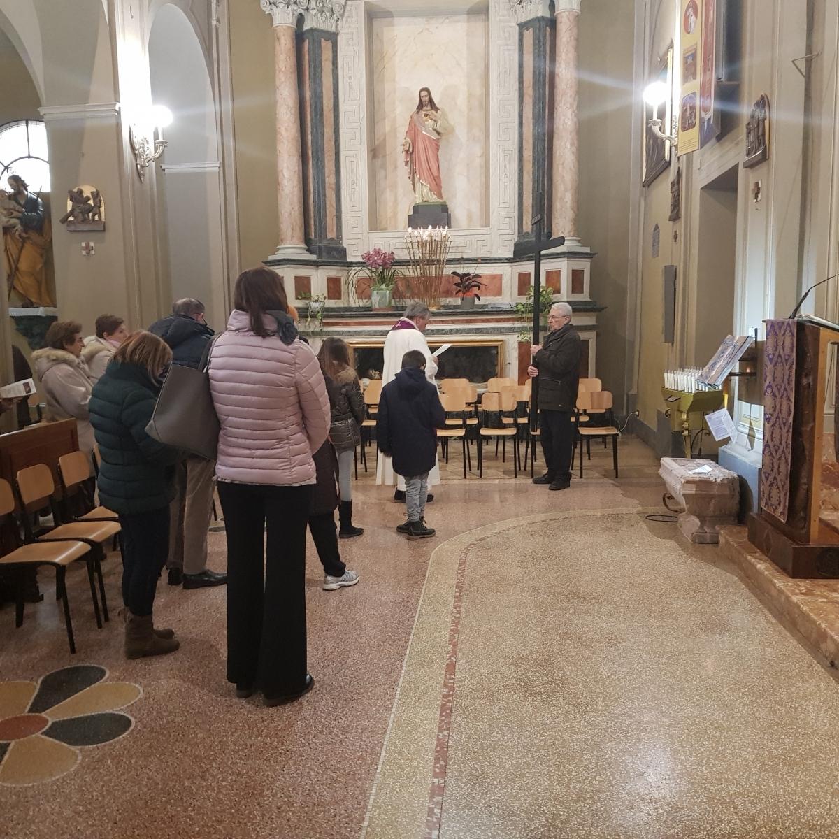Via Crucis settimanale 2018 (1)