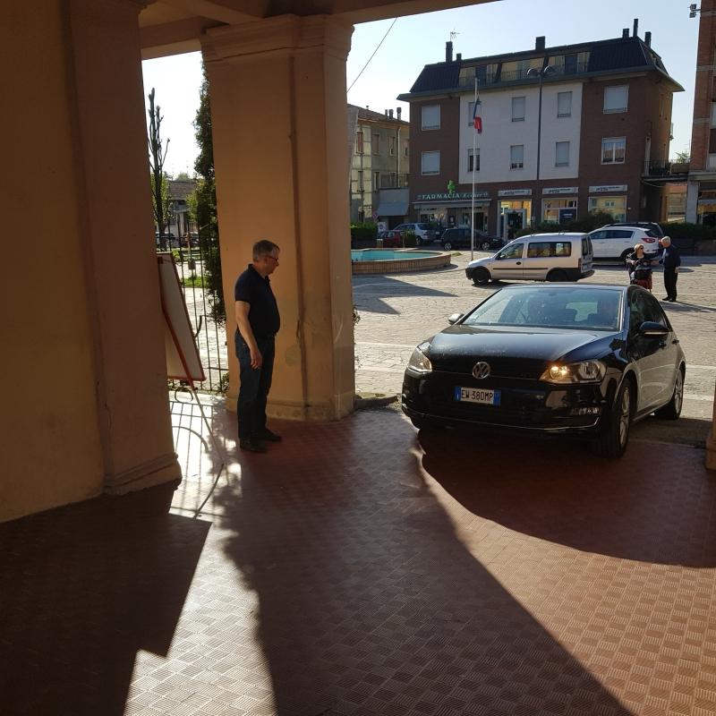 Arrivo a Pontenure e Visita Oratorio (1)