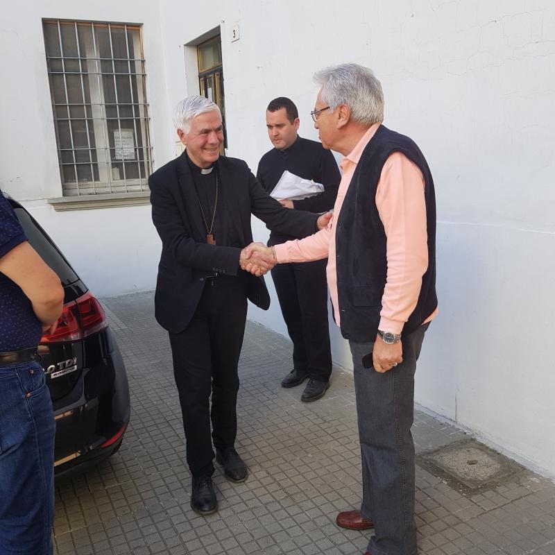 Arrivo a Pontenure e Visita Oratorio (15)