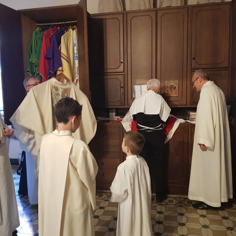 Arrivo a Pontenure e Visita Oratorio (16)