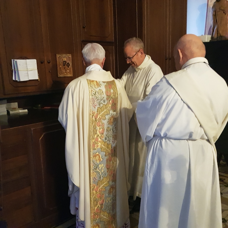Arrivo a Pontenure e Visita Oratorio (18)