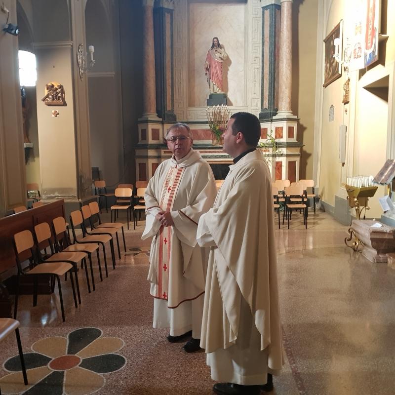 Arrivo a Pontenure e Visita Oratorio (19)