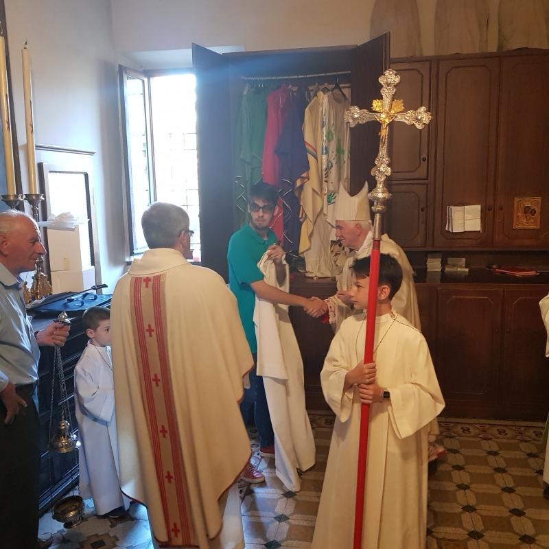 Arrivo a Pontenure e Visita Oratorio (20)