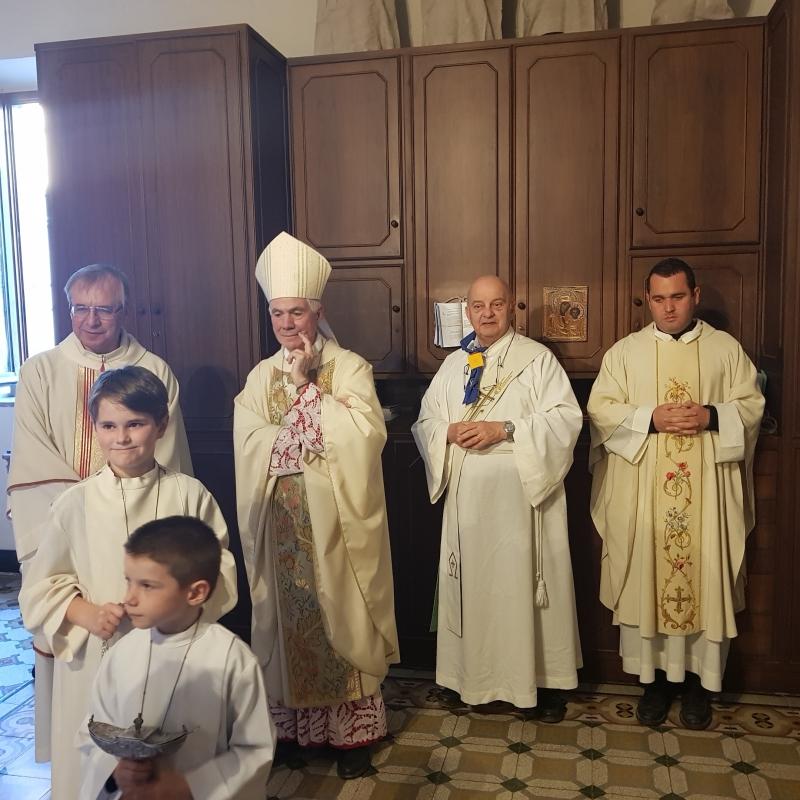 Arrivo a Pontenure e Visita Oratorio (21)